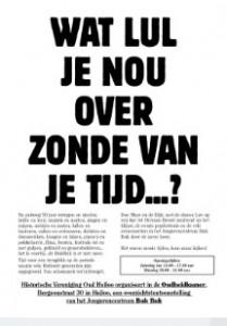 advertentie uitkijkpost